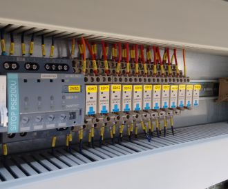 Electrical Cabinets & Wiring, PCA Control